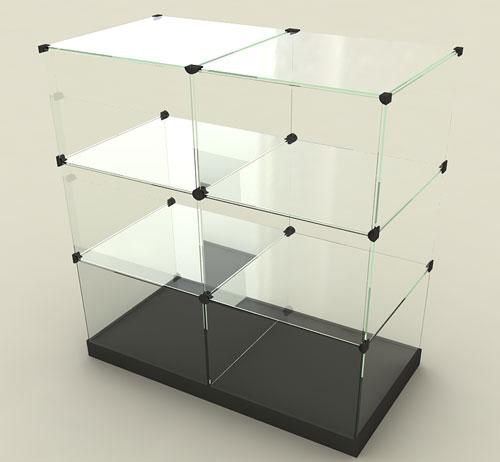 Как сделать стеклянные кубы 608
